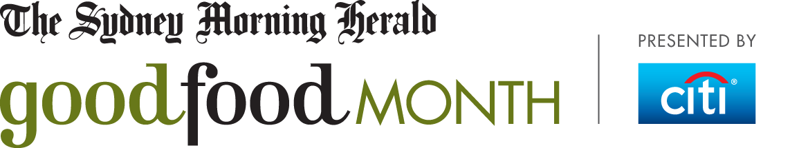 The Sydney Morning Herald Good Food Month 2014