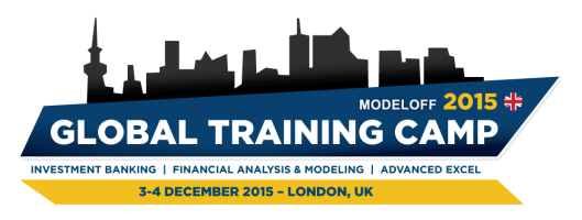 ModelOff Global Training Camp 2015