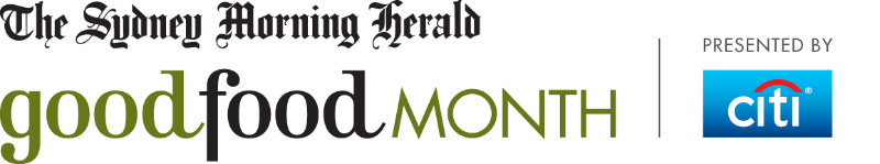 The Sydney Morning Herald Good Food Month 2016