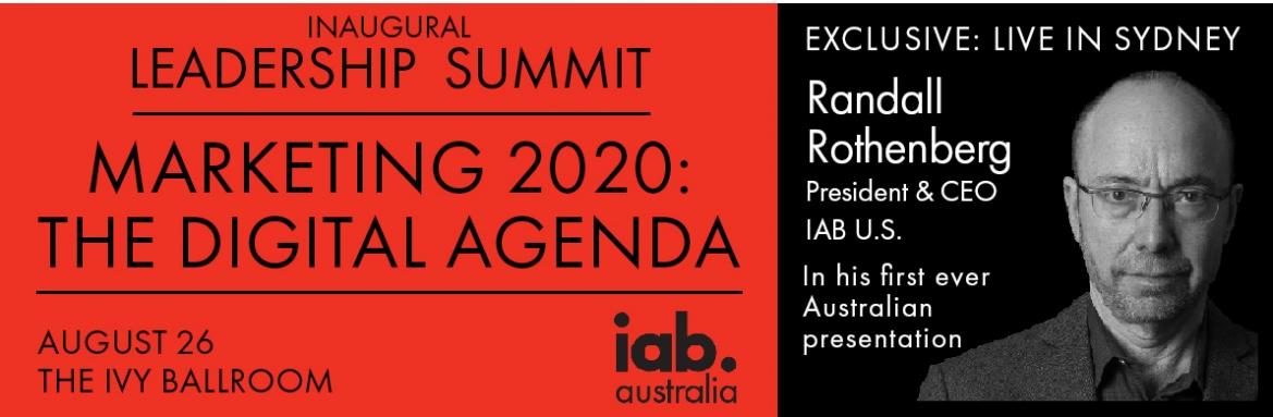 IAB Leadership Summit