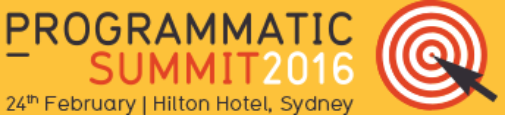 Programmatic Summit 2016