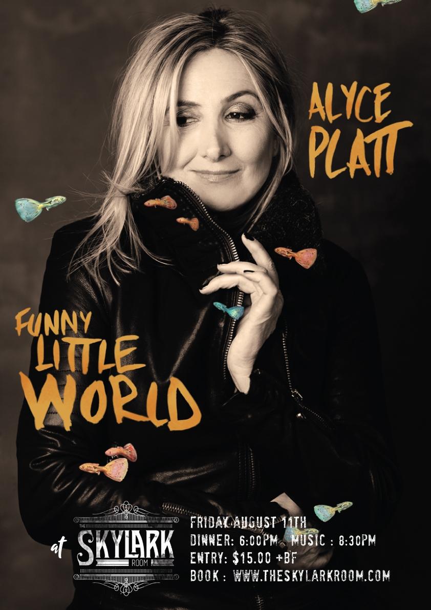 Alyce Platt Funny Little World