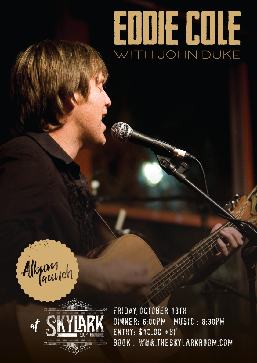 Eddie Cole Album Launch with John Duke