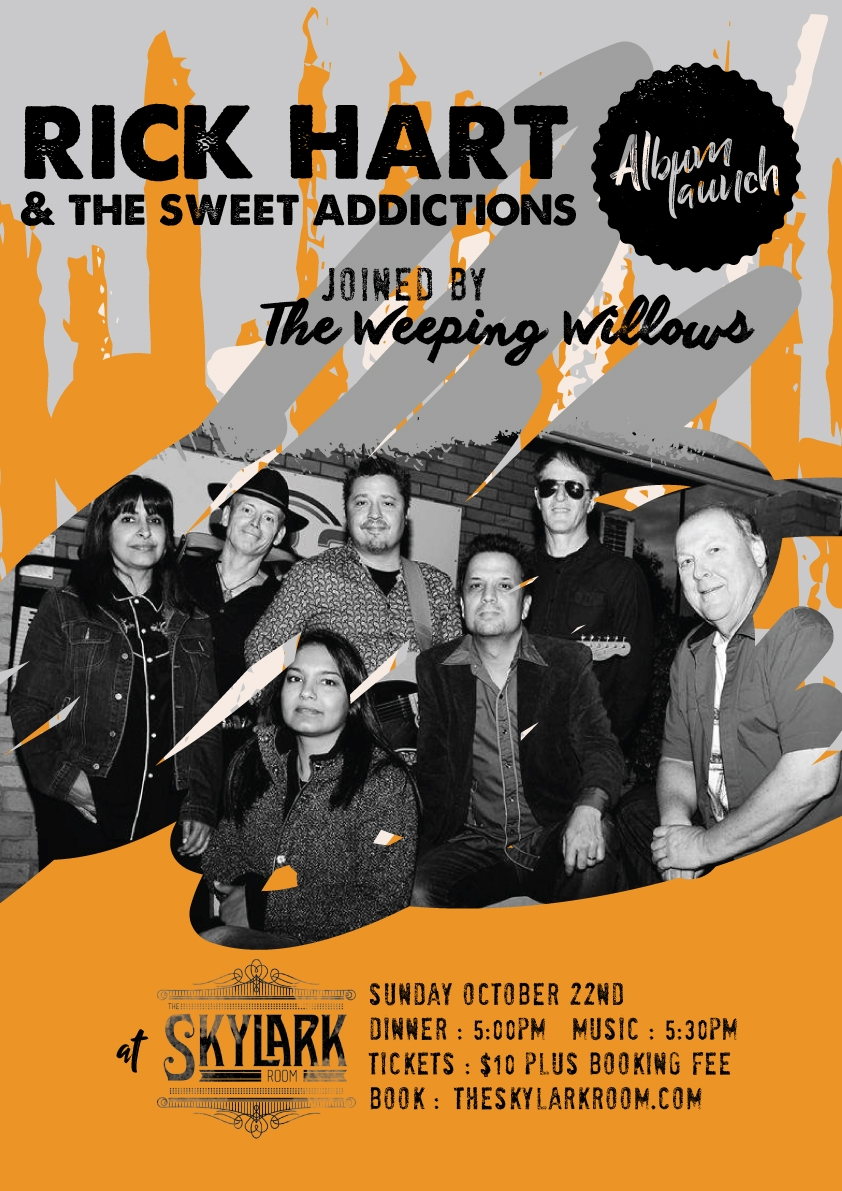 Rick Hart & The Sweet Addictions