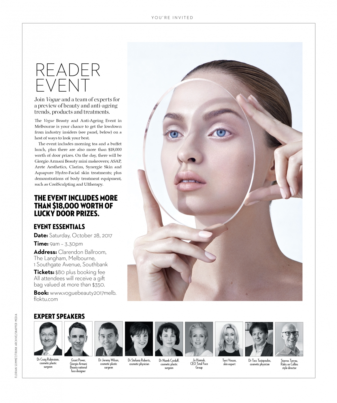 Beauty & Anti Ageing event