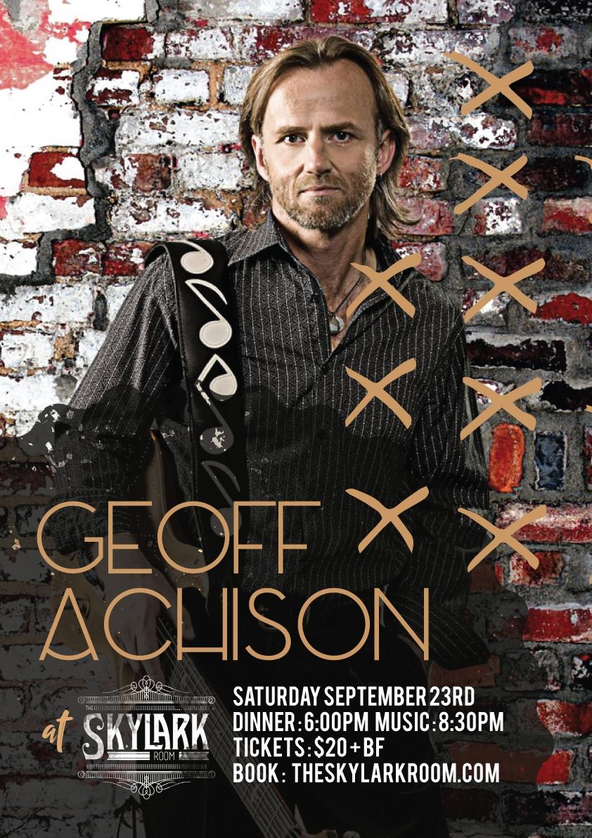 Geoff Achison