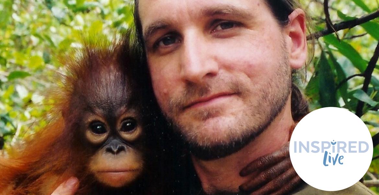 Inspired Live: An orangutan love story