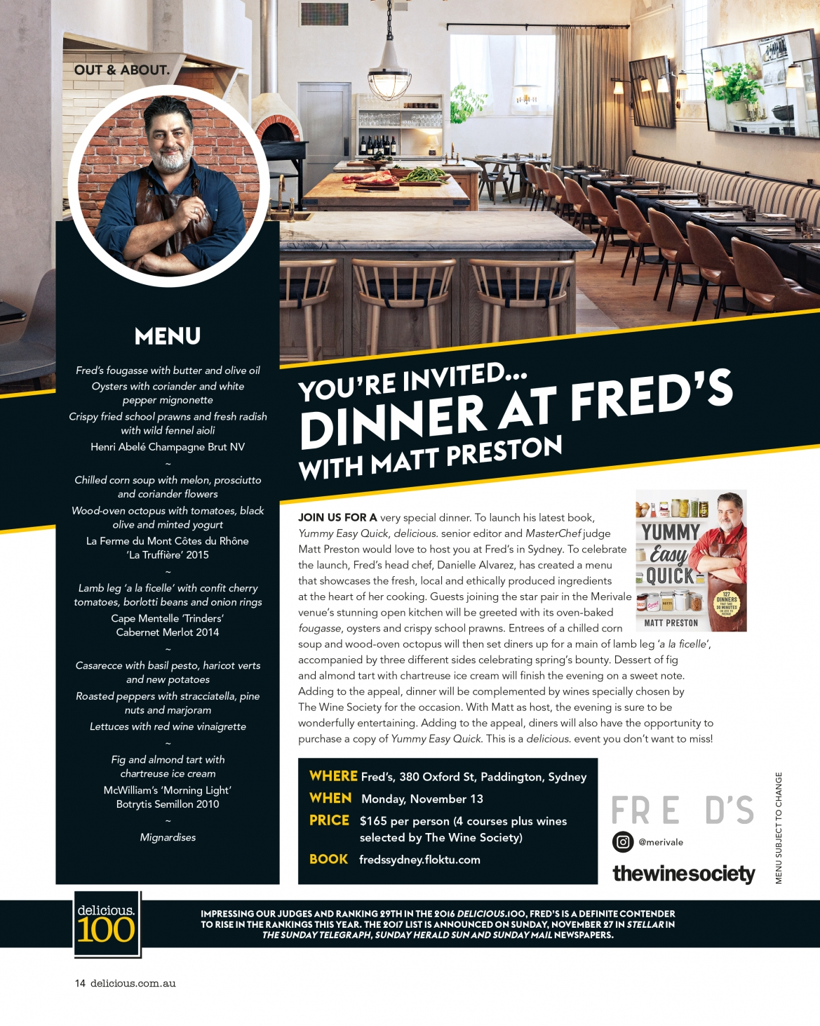 Fred's Sydney