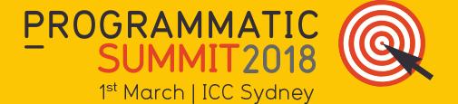 Programmatic Summit 2018