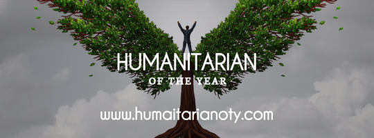 Humanitarian of the Year 2018 Entries