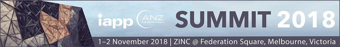 iappANZ 2018 Summit
