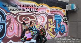 Wellington Lesbian Radio Quiz Fundraiser