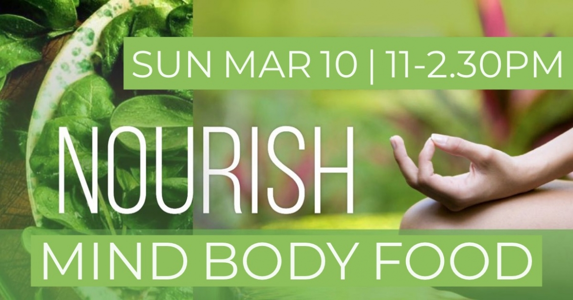 Nourish - Mind, Body, Food!