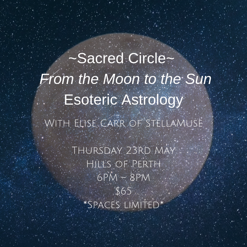 Sacred Circle – From the Moon to the Sun
