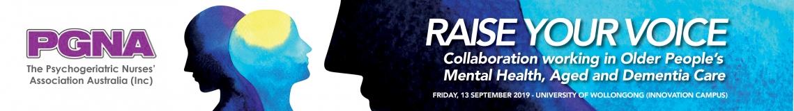 """PGNA Conference """"Raise your Voice"""""""